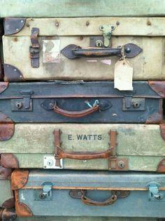 Accessoires. Retro of industrieel. Beide leuk