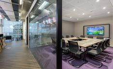 Oktra moved global charity organization, UNICEF, away from a traditional office layout and created a fresh and open space located in London, England. Bleacher Seating, Agency Office, Traditional Office, Charity Organizations, Dropped Ceiling, Workplace Design, Design Firms, Second Floor, Layout