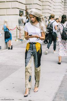 cool NYFW Street Style | Katya Guseinova...
