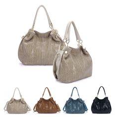 33.45$  Buy here - http://aliaf3.shopchina.info/go.php?t=32804312025 - Snakeskin Pattern Bags Handbag Women Fashion Split Leather Shoulder Bag High Quality PU Leather Ladies Bucket Casual Tote Bag F4  #aliexpress