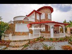 Privat Haus Kaufen Alanya Türkei mit Meerblick und Pool