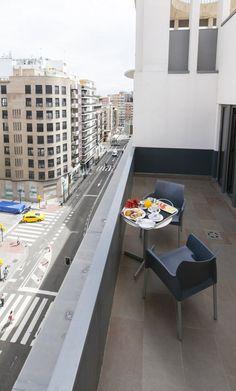hotel en el centro de Zaragoza