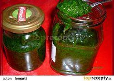 Pesto z medvědího česneku recept - TopRecepty. Pesto Dip, Thanksgiving Pies, Marmalade, Pork Chops, Chutney, Korn, Kimchi, Pickles, Cucumber