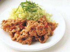 梅肉入りしょうが焼きレシピ 講師は尾身 奈美枝さん|使える料理レシピ集 みんなのきょうの料理 NHKエデュケーショナル