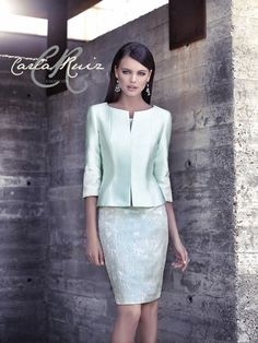 Vestidos Carla Ruiz - Fiesta - Bodas 2015 - Wedding Dress Cocktail