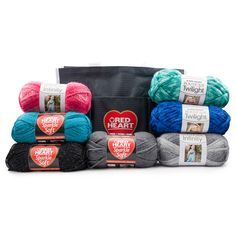 Red Heart Giveaway Alert! You have until July 15 to enter for your chance to win! @redheartyarns #yarn #crochet #knit