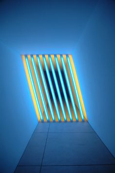 Dan Flavin, Chinati Foundation, Marfa, TX