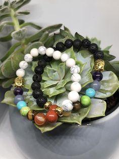 Chakra Buddha Armband   Etsy Chakra, Buddha Armband, Carnelian, Pearl Bracelet, Jasper, Etsy, Amethyst, Pearls, Stone