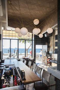 thessaloniki bistro bar otto e mezzo marries mediterranean and contemporary urban aesthetics