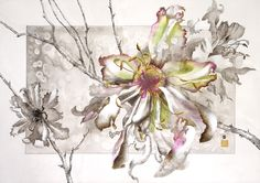 Acryl, Canvas; 50x70 cm Magnolia Paint, Original Art, Original Paintings, Figurative Art, Buy Art, Saatchi Art, Canvas Art, Brown Flowers, Fine Art