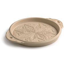 Reindeer shortbread pan from the King Arthur Flour Company's website