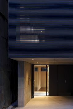 """Lattice"" apt. in east Tokyo, APOLLO Architects"