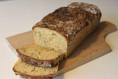 Sin Gluten, Gluten Free, Lchf, Banana Bread, Deserts, Low Carb, Baking, Eat, Recipes