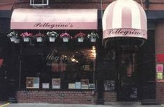 """Pellegrino's, Little Italy. Tucked in among 100-year-old Little Italy culinary landmarks, Pellegrino's, open since the mid-90s, is a relative newcomer to Mulberry St. Touristy - dishes recommended: """"the Linguini alla Sinatra, of market-fresh seafood in a tangy red clam sauce enhanced with mushrooms and pine nuts. (and desserts)"""" David S. Hirschman 138Mulberry St. (bet. Grand & Hester Sts.) Manhattan, NY 10013 212-226-3177 Manhattan Restaurant Menus and Reviews -Zagat."""