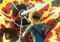 Explosion of the Wild by emi-ku