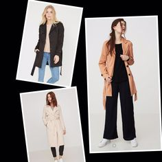 Vera Moda delivery coming soon xx Winter Cape, Stylish Coat, Duster Coat, Bomber Jacket, Delivery, Coats, Jackets, Collection, Fashion