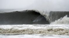 What? You mean there's surf on the East Coast?  Hurricane Sandy Swell