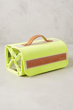 Airglow Hanging Cosmetic Case - anthropologie.com