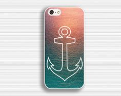 anchor IPhone 5s case Sunset Iphone 5 casearting by case7style, $7.99