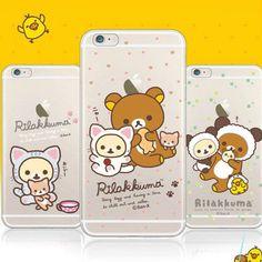 Genuine Rilakkuma New Clear Jelly Case iPhone X Case iPhone 10 Case 7 Types Case Iphone 10, Iphone 7 Plus Cases, Used Iphone, Apple Iphone, Birthday Corgi, Jelly Case, S7 Case, Lg G5, Galaxy S7