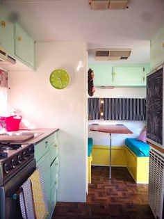 The Modish Manor: Our Vintage Camper- The Morning Glory