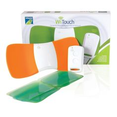 WiTouch Wireless TENS Unit | Core Products. WiTouch Wireless TENS Unit TENS Electrotherapy at its most convenient. WiTouch Wireless TENS Unit from PRO2 Medical targets lower back pain and is designed to give a pulsing, or some say massaging, sensation to the area applied. The WiTouch 30 minute pre-loaded treatment cycle relieves back pain quickly and can be used multiple times a day if needed. WiTouch TENS Unit How To Video WiTouch TENS Unit Runners Testimonial  WiTouch TENS Unit Back...