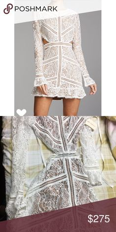 "78c86982813d Backstage Lace Mini as seen on Ashley Tisdale ""Glam Rock"" dress as ..."