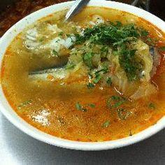 Caldo de pescado a la mexicana @ allrecipes.com.mx