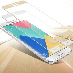 0.26mm Full Screen Protection Tempered Glass For Samsung Galaxy A5 2016 A5100 Screen Protector Film 9H Hardness Explosion Proof