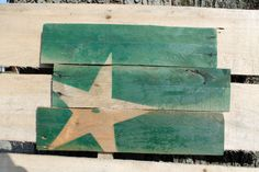 Recycled barn star pallet art, repurposed, upcycled