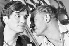 Cillian Murphy and Tom Hardy