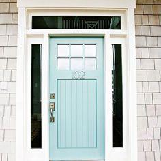 blue door love