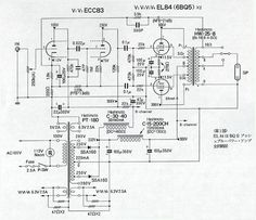 Valve Amplifier, Circuit Diagram, Vacuum Tube, Electronics Projects, Arduino, Technology, Audio Amplifier, Computer Technology, Tech