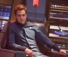 Becoming Captain Kirk