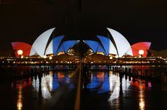 Pin for Later: Cities of the World Pay Tribute to Paris Following the Recent Terrorist Attacks Sydney, Australia
