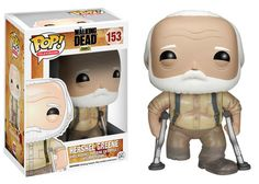 Funko Pop! TV: The Walking Dead - Hershel lo necesito