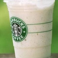 Starbucks Vanilla Bean Frappuccino Recipe served at Starbucks in Disney World