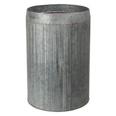 Tunna Vitzink D30xH42,5cm