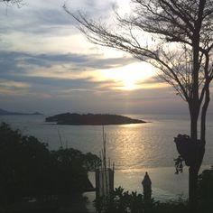 Where the pool and ocean are one - Six Sense Hideaway Samui