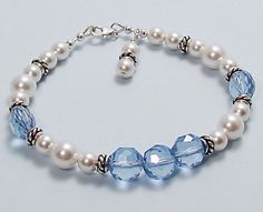 White Billowy Clouds in a Crystal Blue Sky  by CreativelyJeweled, $31.95