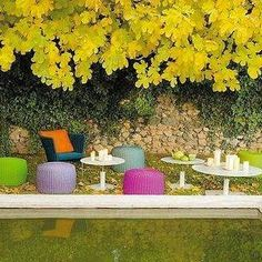 Secret landscape  #paolalenti #design #decor #architecture #furniture #nature #green #garden #landscape #colours #outdoor #beauty #style #relax #harmony #creative #composition #complements #decoration #home #collection #lifestyle #naturelovers #instadecor #instadesign © Paola Lenti srl - ph. by Sergio Chimenti