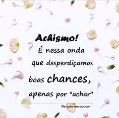 #achismo