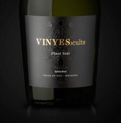 #packaging #Design #Skull #VinyesOcults #Wines #GraphicDesign #Design #Label #NewProject