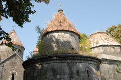 alte Klosteranlage Sanahin / Armenien