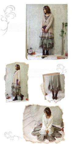 值哭了!安妮坊森女系日单官网同步蕾丝不规则半身裙2穿吊带裙
