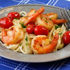 Learn to make Italian Shrimp and Tomato Saute. Read these easy to follow recipe instructions and enjoy Italian Shrimp and Tomato Saute today!