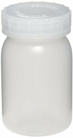 Bel-Art F109130000 Polypropylene Wide Mouth Mason Jar with Polypropylene Screw Closure, Translucent, 1 Pint Capacity, 81mm Diameter x 135mm Height by Bel-Art. $43.60. These resilient PP Mason Jars are perfect for industrial waste sampling and a multitude of laboratory uses. They have standard 70mm, G-threaded necks, and translucent walls. Cap and jar are autoclavable. Be sure to completely loosen cap when autoclaving. Isolate and ship forensic samples in these h... Industrial Waste, Wide Mouth Mason Jars, Kitchen Utensils, Home Kitchens, Gadgets, Walls, Cap, Closure, Dining