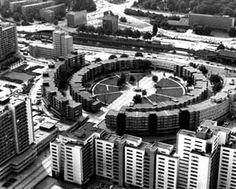 Der Mehringplatz 60er Jahre