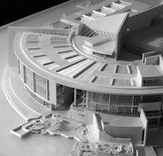 OCT Shenzhen Clubhouse – Richard Meier & Partners Architects
