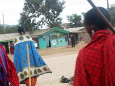 The Colors and Shapes of Kenya | THE MOSAIC FINGERPRINT